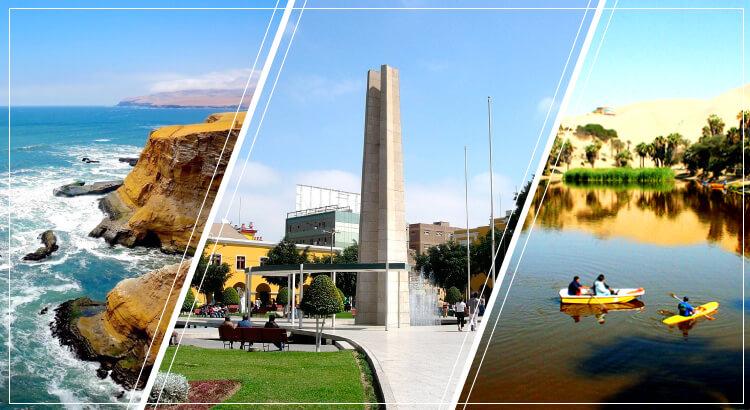 lugares turisticos de Full Day Ica - Paracas