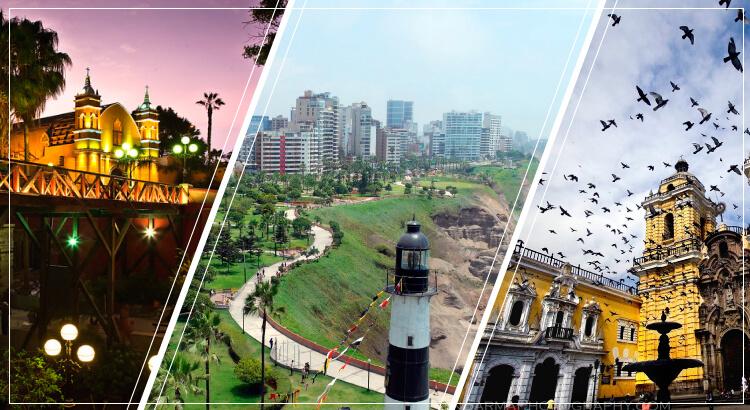 lugares turisticos de City Tour Lima