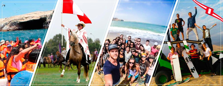 FIESTAS PATRIAS 2019 EN PARACAS + TOURS + HOTEL 04 DIAS 03 NOCHES!!