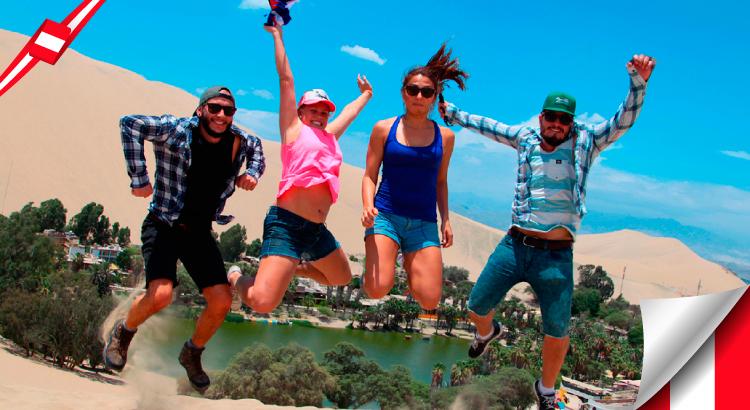 lugares turisticos de Ica | Paracas