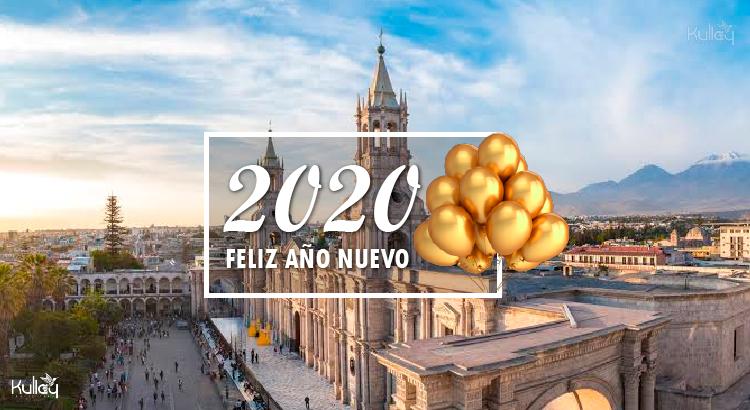 lugares turisticos de Año Nuevo Arequipa