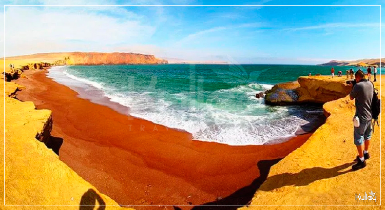 lugares turisticos de Paracas